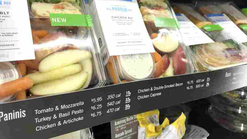 Now That Calorie Labels Are Federal Law, Will We Eat Less?