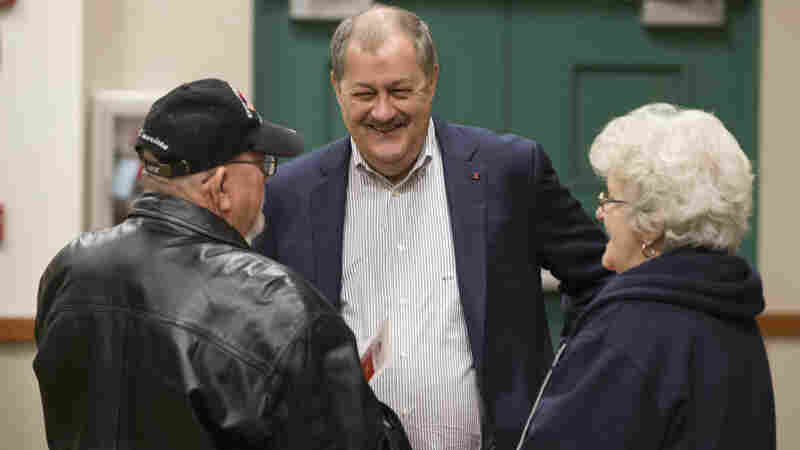 Former Coal CEO Turned Senate Hopeful Don Blankenship Says He's 'Trumpier Than Trump'