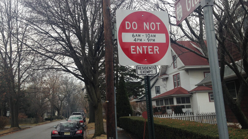 New Jersey Town Restricts Streets From Commuters To Stop Waze