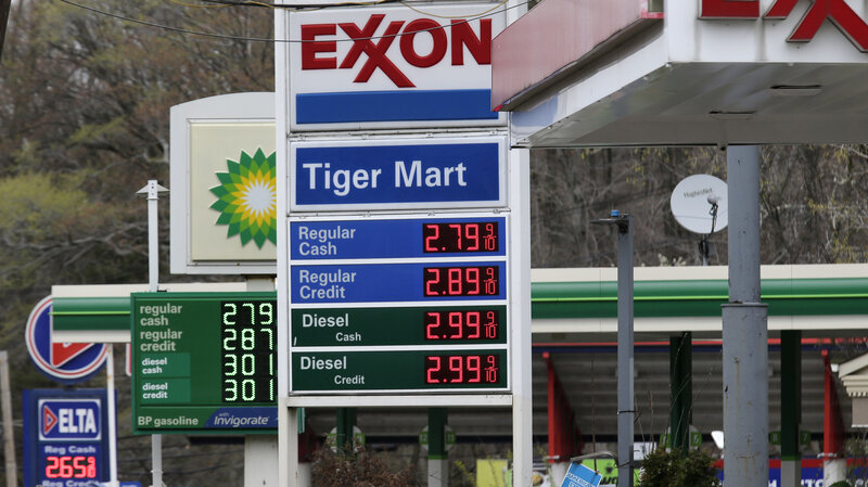 Gas Station Prices >> Oil Prices Rise After Trump S Iran Speech But Supply And Demand