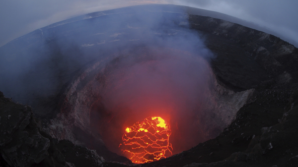 Scientists say the lava from Kilauea