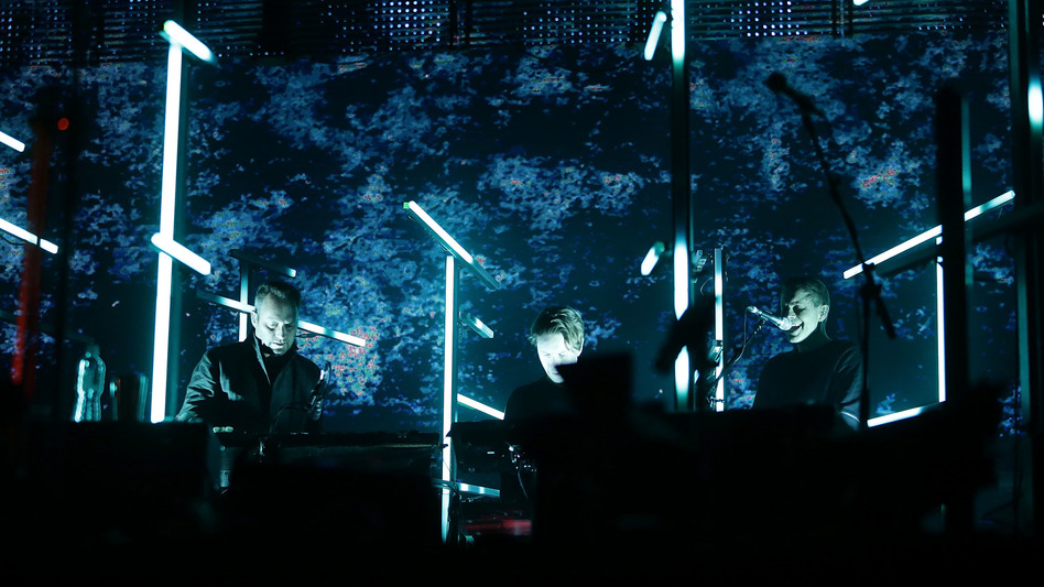 "Sigur Rós' new mixtape ""will live on digital services as an 'endless' playlist,"" cites the<em> Liminal</em> project's site."