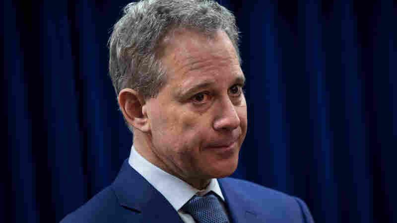 Manhattan DA Opens Investigation Of Allegations Against N.Y. Attorney General