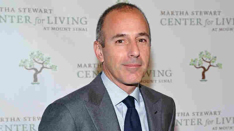 NBC Investigation Finds Matt Lauer's Accusers Credible, Executives Unaware
