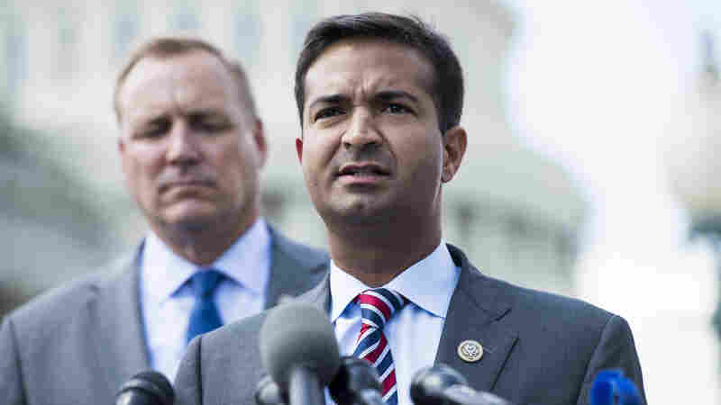 Group Of House Republicans Trying To Force Vote On Immigration Legislation