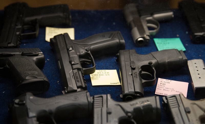 Researchers Study American Gun Violence : Shots - Health