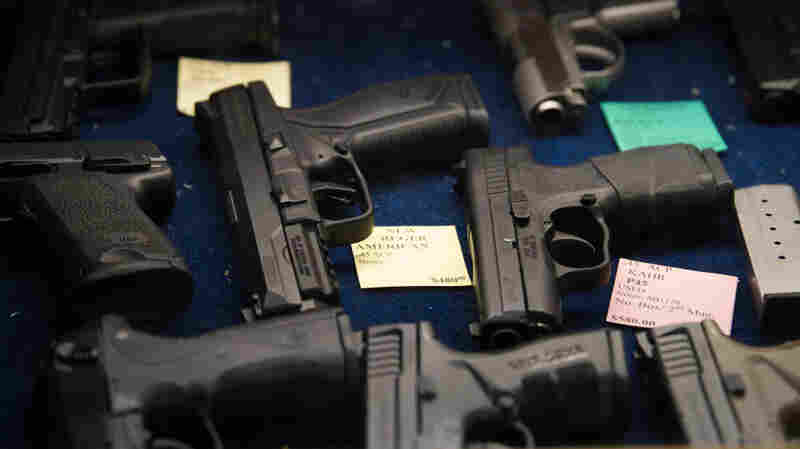 Researchers Tackle Gun Violence Despite Lack of Federal Funding