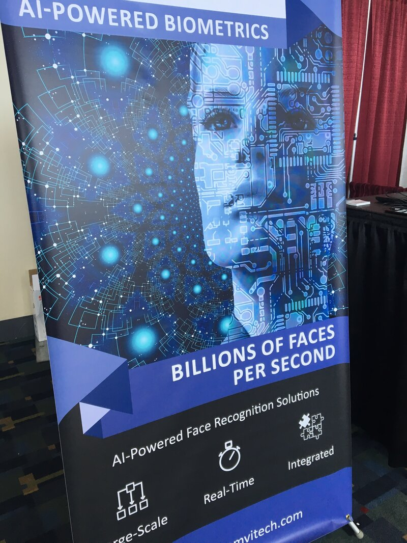Real-Time Facial Recognition Is Available, But Will U S  Police Buy
