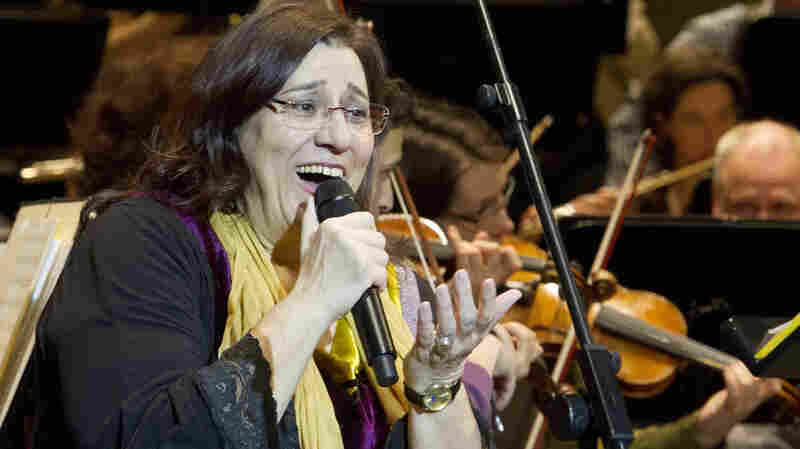 Maria Farantouri Brings Songs Of Resistance To Carnegie Hall