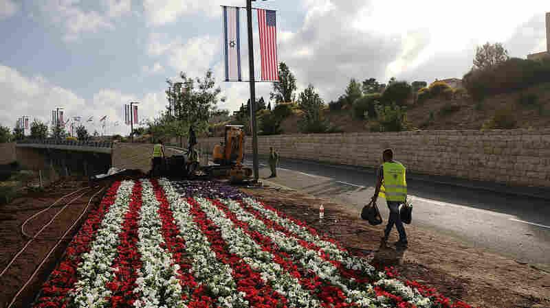 U.S. Embassy In Tel Aviv Prepares A Monday Move To Jerusalem
