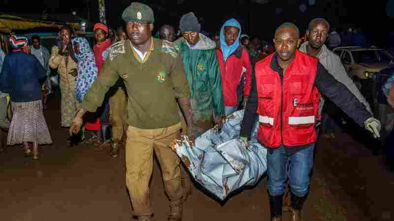 Dam Collapse Leaves More Than 40 People Dead In Kenya