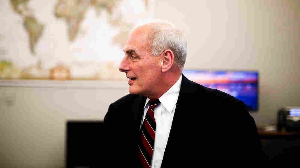 John Kelly On Trump, The Russia Investigation And Separating Immigrant Families