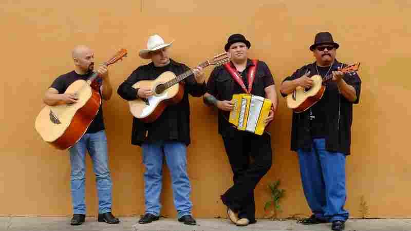 Guest DJ Los Texmaniacs: Conjunto Specialists With A Knack For 'Cruzando Borders'