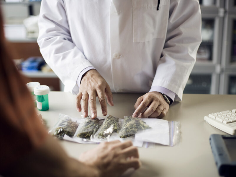 Cancer Doctors Open To Medical Marijuana : Shots - Health News : NPR