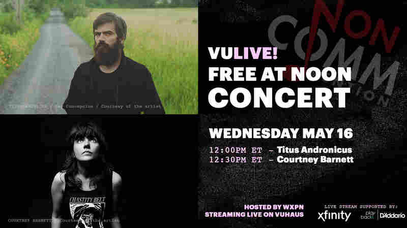 Watch Live: Titus Andronicus, Courtney Barnett Perform In Philadelphia