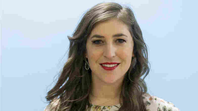 Mayim Bialik poses for a photo in Los Angeles in May 2017.