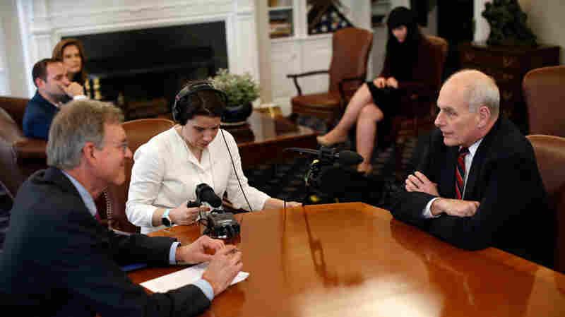 A Closer Look: Parsing Political Interviews