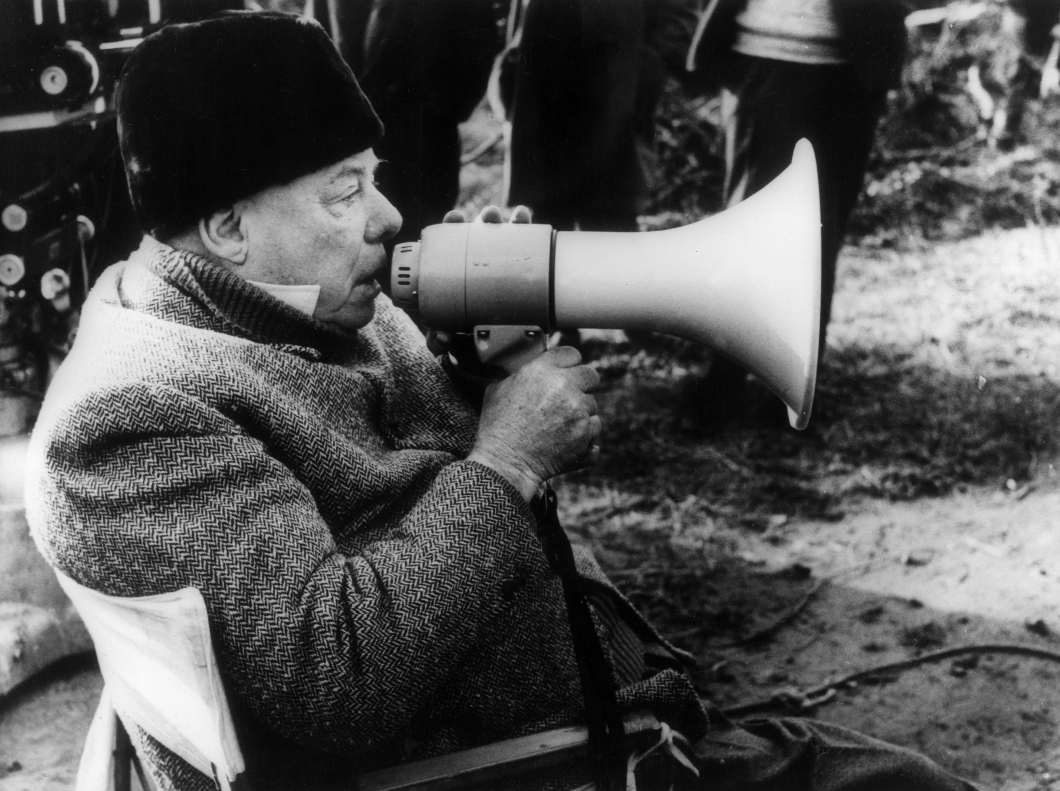 Filmmaker Jean Renoir Inherited An Artist's Eye For Images