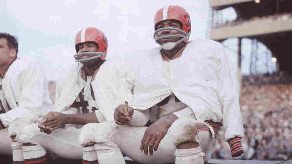 'Heroic, But He's No Hero': Revisiting Football Great Jim Brown