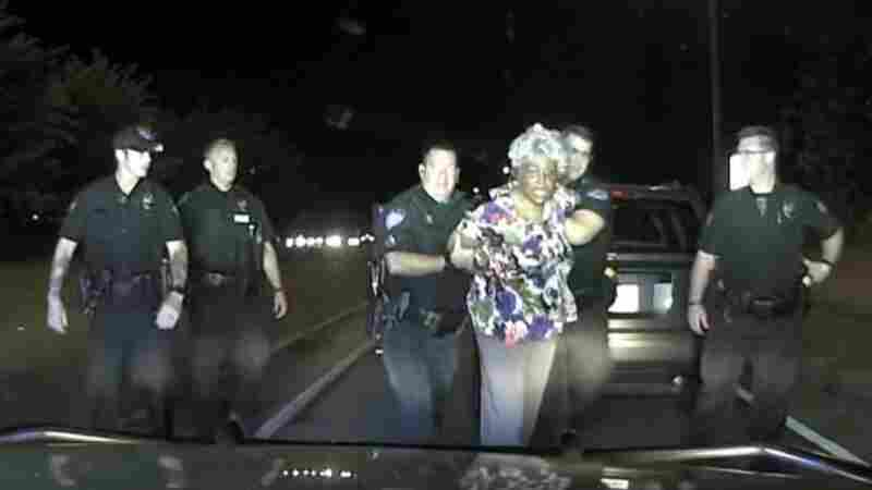 Georgia Police Officer Suspended After Screaming Obscenity At Black Woman