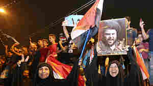 Shiite Cleric Sadr Takes Surprise Lead In Iraq Parliamentary Election