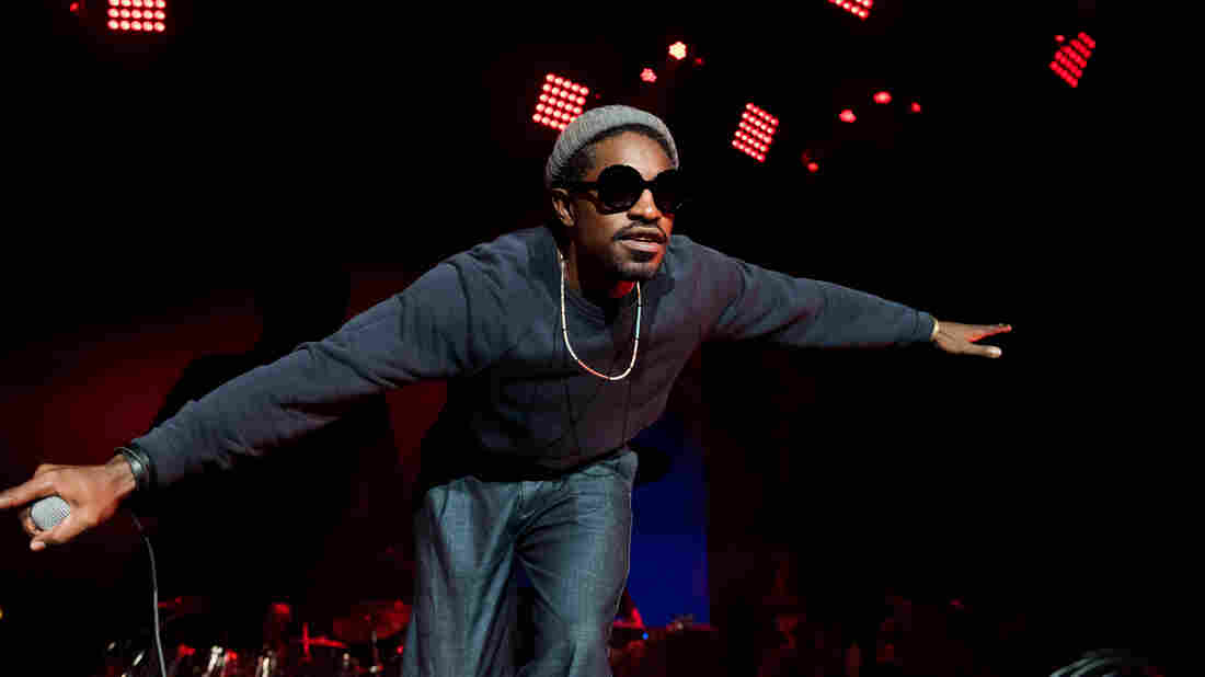 Listen To Andre 3000's 17-Minute Instrumental Collaboration With James Blake