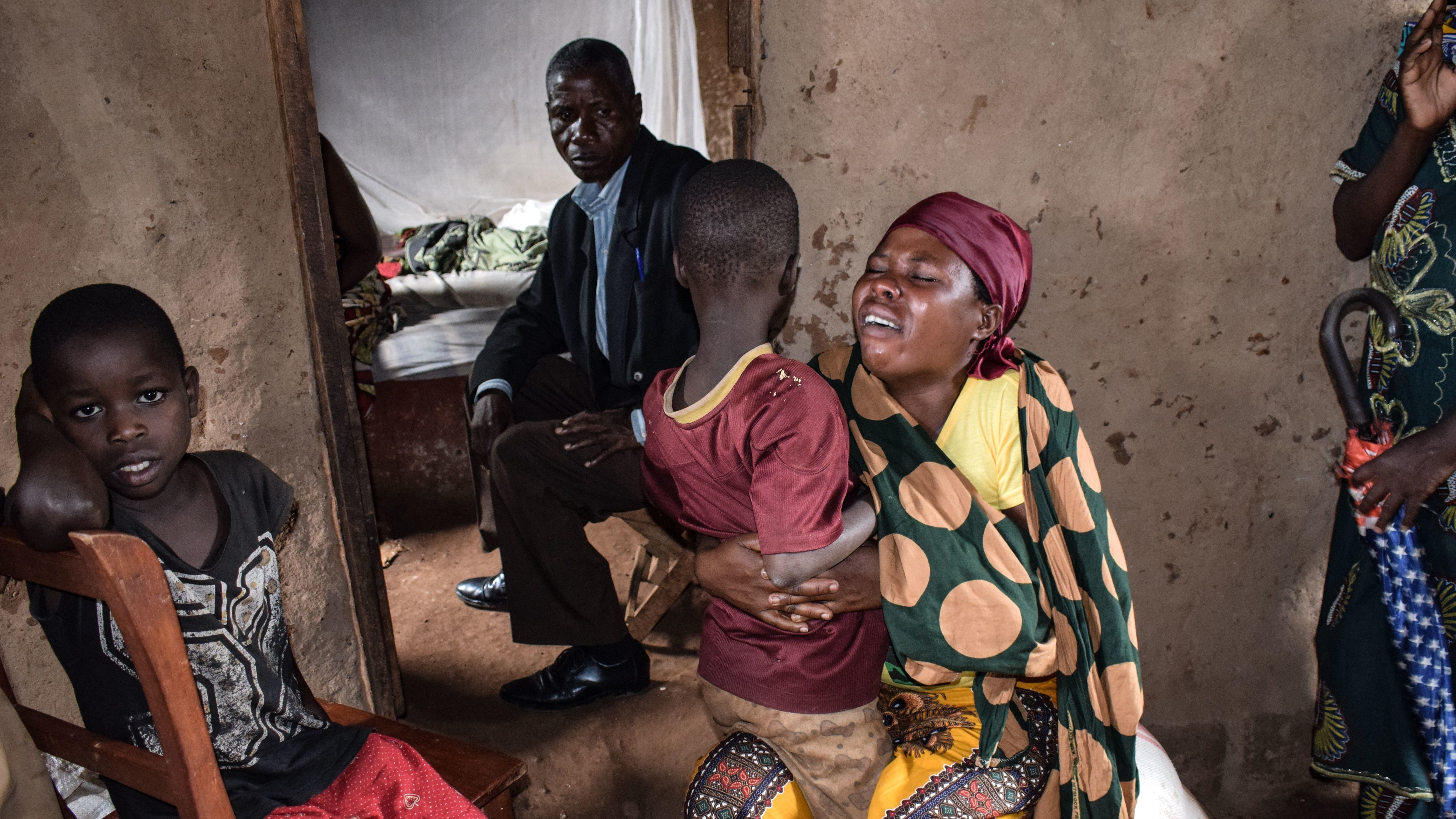 'Terrorist Group' Kills 26 In Burundi