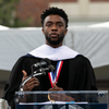 'Black Panther' Star Chadwick Boseman Lauds Student Activism In Howard Commencement