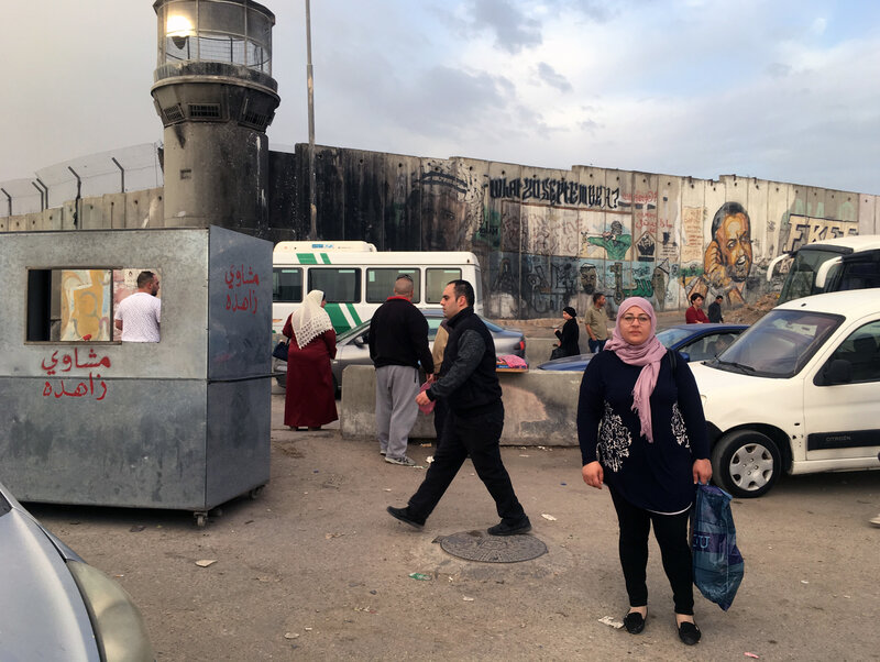 Palestinians In Jerusalem Struggle To Maintain A Foothold In The City They Call Home Parallels Npr
