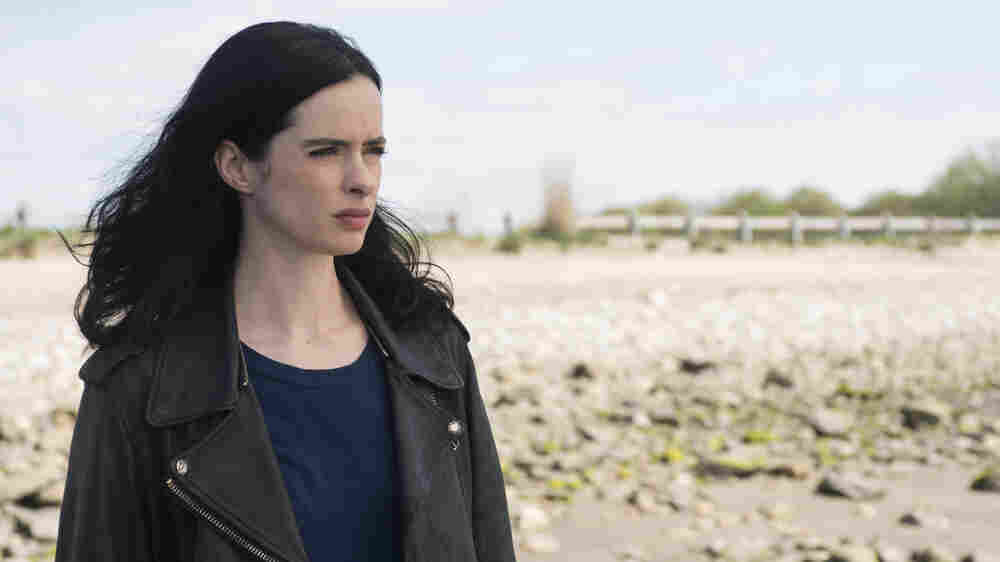 'I'm Just So Invested': Krysten Ritter On Becoming 'Jessica Jones'