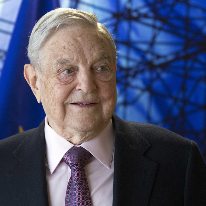 George Soros Group Leaves Hungary, Citing 'Hate Campaign'