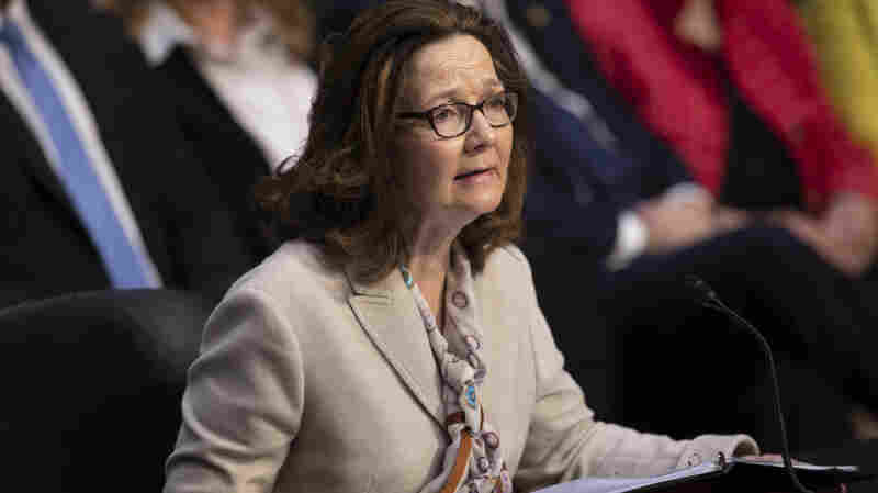 Gina Haspel: CIA Should Not Have Carried Out 'Enhanced Interrogation'
