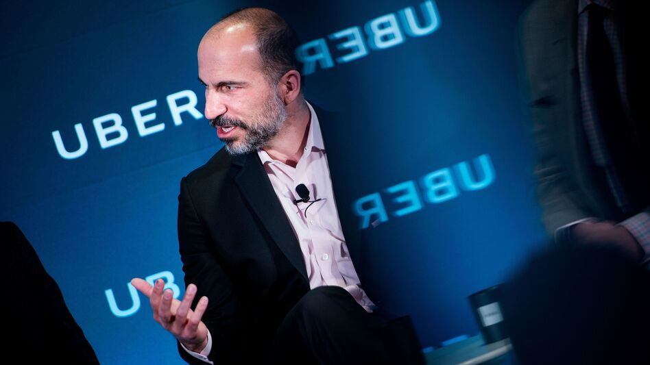 CEO Dara Khosrowshahi has said he is committed to changing the company's culture to have a new emphasis on accountability and earning trust.