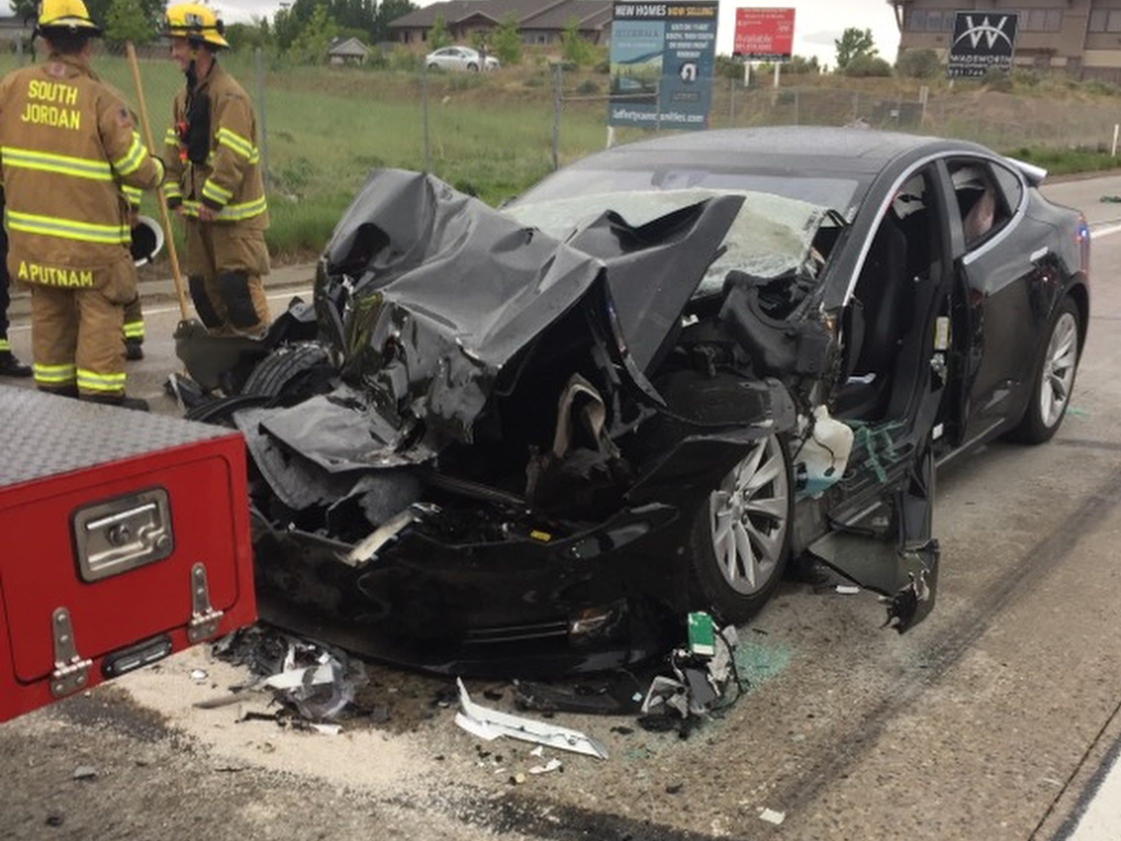 Tesla Model S involved in another Autopilot accident