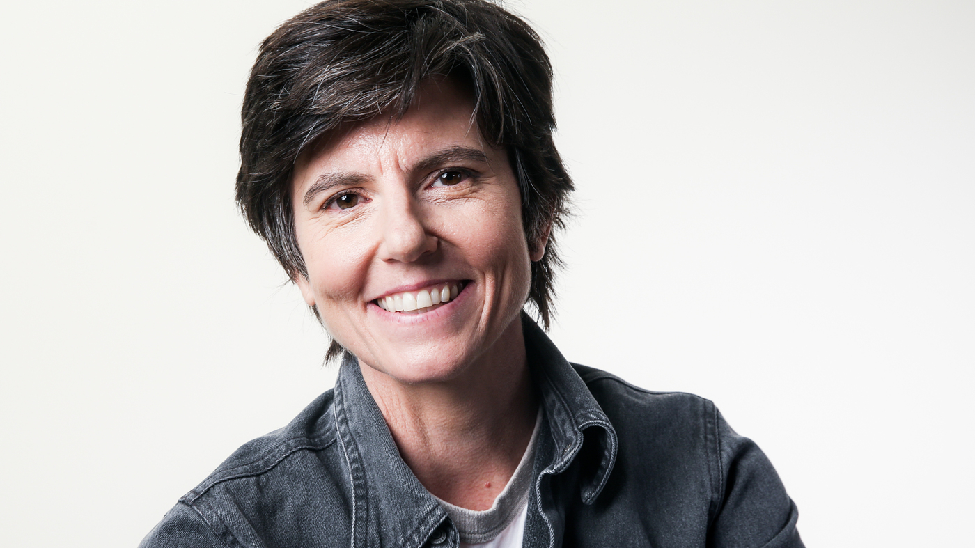 Comic Tig Notaro Wants You To Know She's 'Happy To Be Here'
