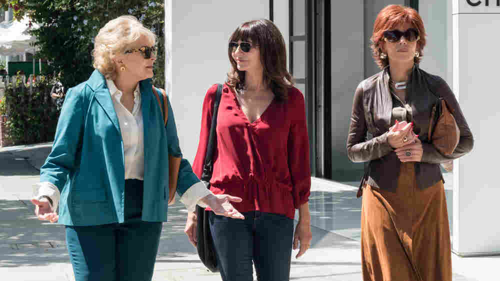 Here's Everything You Need To Know About 'Book Club': Keaton, Fonda, Bergen and Steenburgen