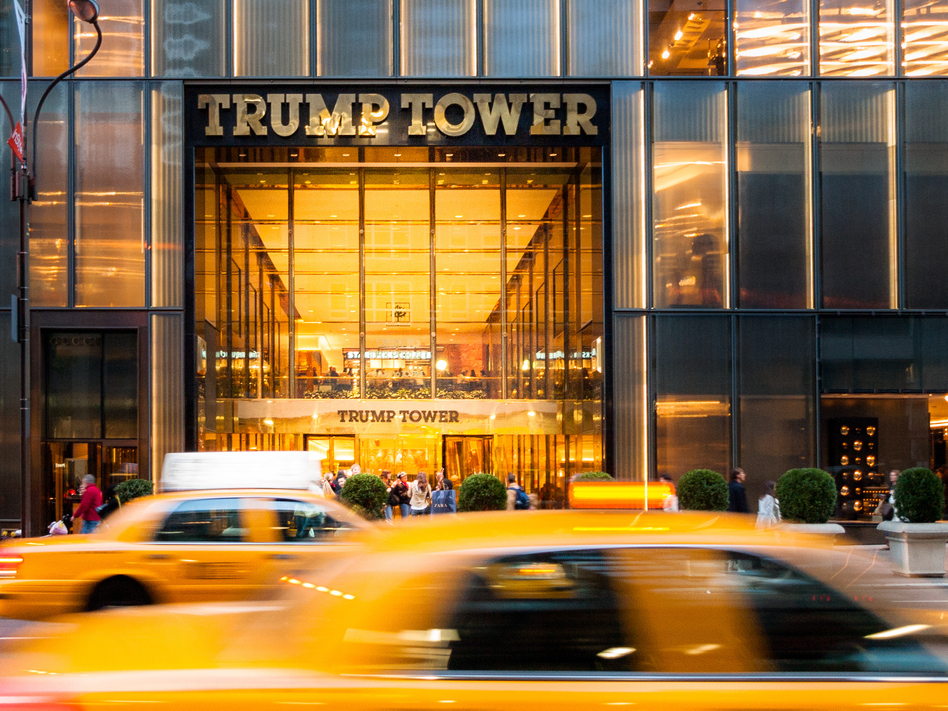 The June 9, 2016, meeting at Trump Tower is one of several known contacts between Trump campaign workers and people connected with the Russian government. (The Edge Digital Photography/Getty Images)