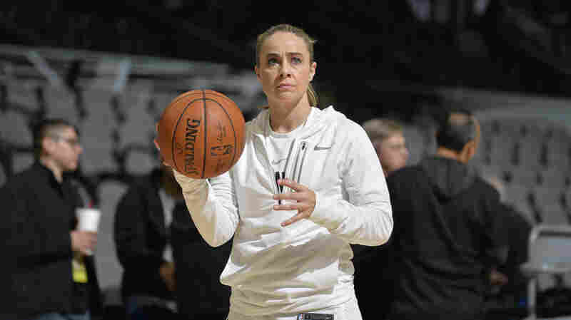 Whether Or Not She's A Head Coach (Yet), Becky Hammon Has Started A Conversation