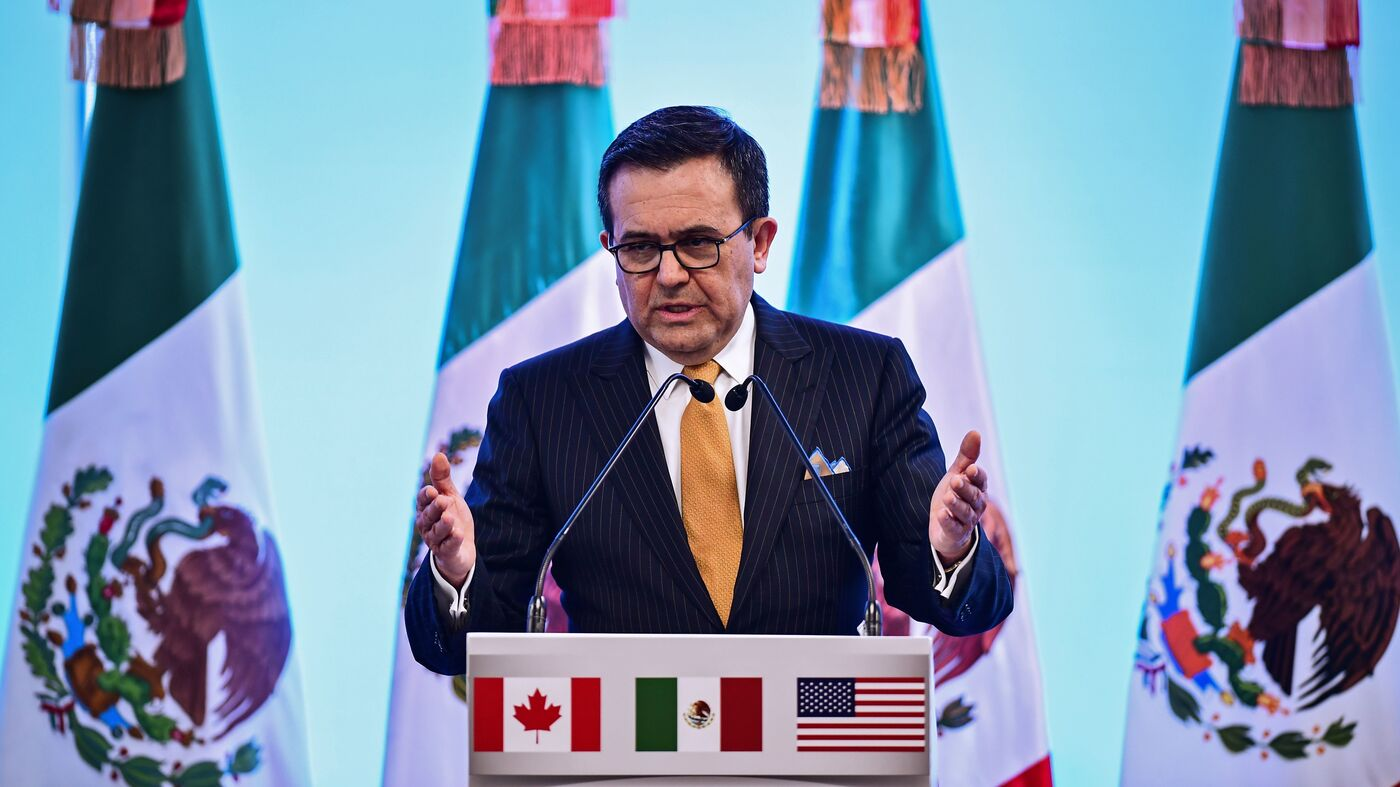 photo image Time Is Running Out To Complete NAFTA Renegotation This Year