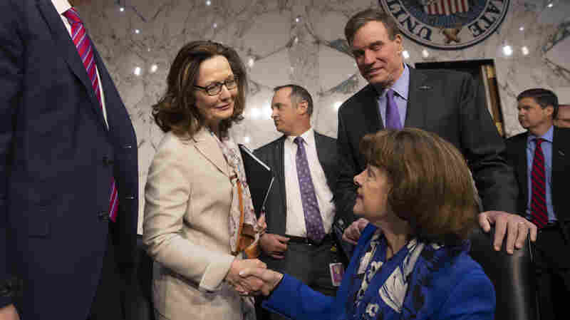 Senate Panel Approves Gina Haspel As CIA Chief; Confirmation Appears Likely