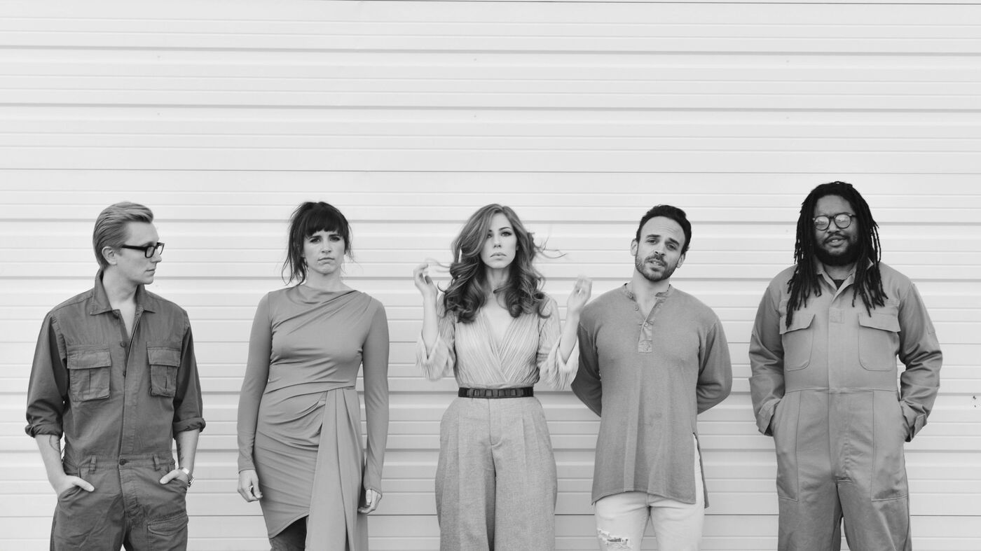 Lake Street Dive On World Cafe