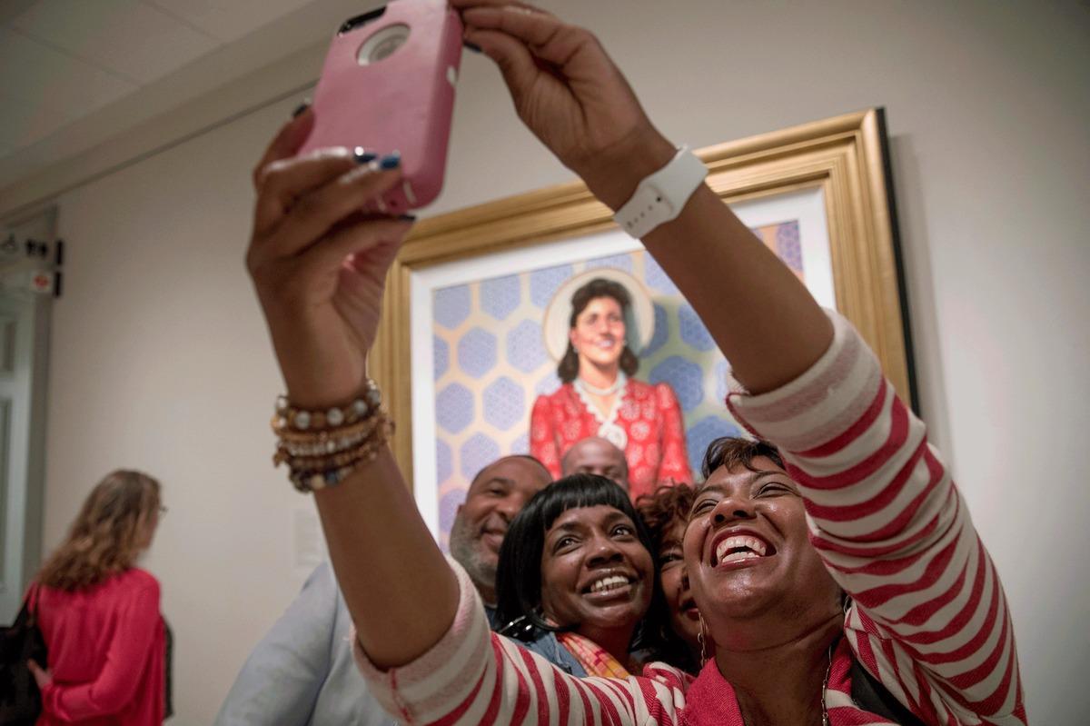 Henrietta Lacks' Lasting Impact Detailed In New Portrait : NPR