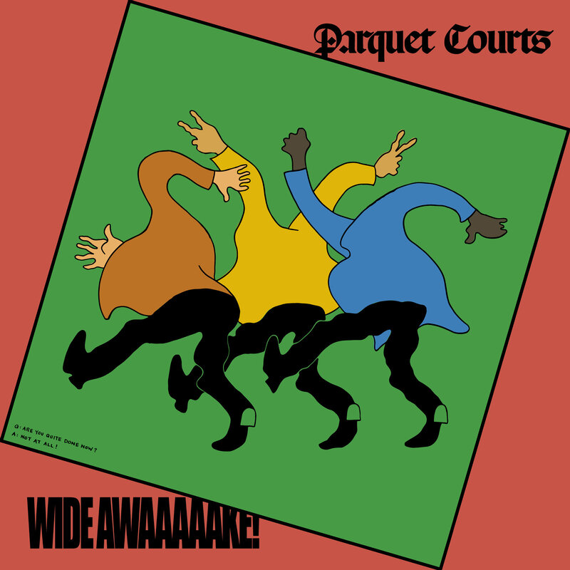The Outrage, Angst And Optimism Of Parquet Courts' 'Wide Awake