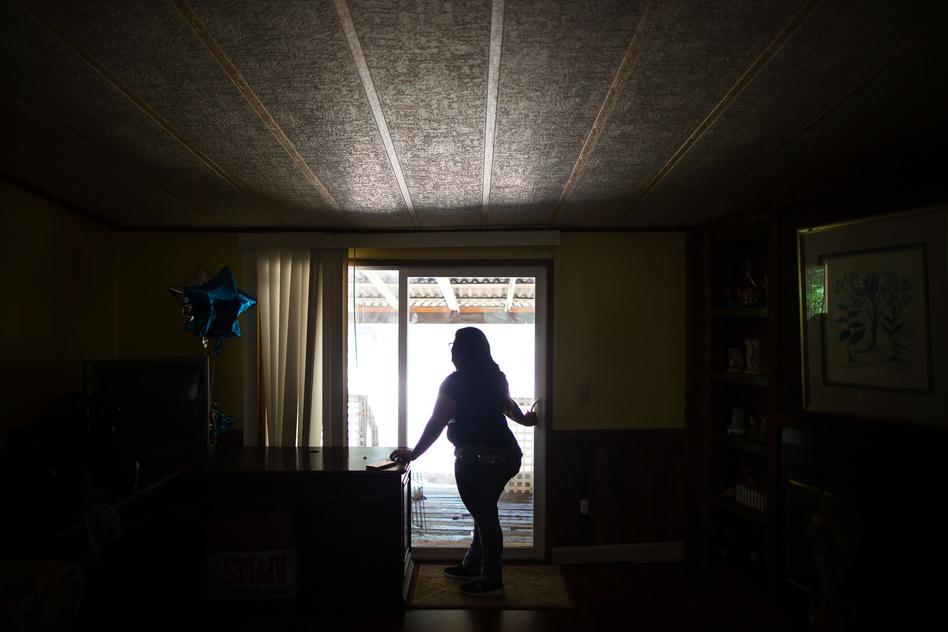 Ms. A.B. is seeking asylum in the U.S. after suffering more than a decade of domestic violence in El Salvador. U.S. Attorney General Jeff Sessions has personally intervened in her case.
