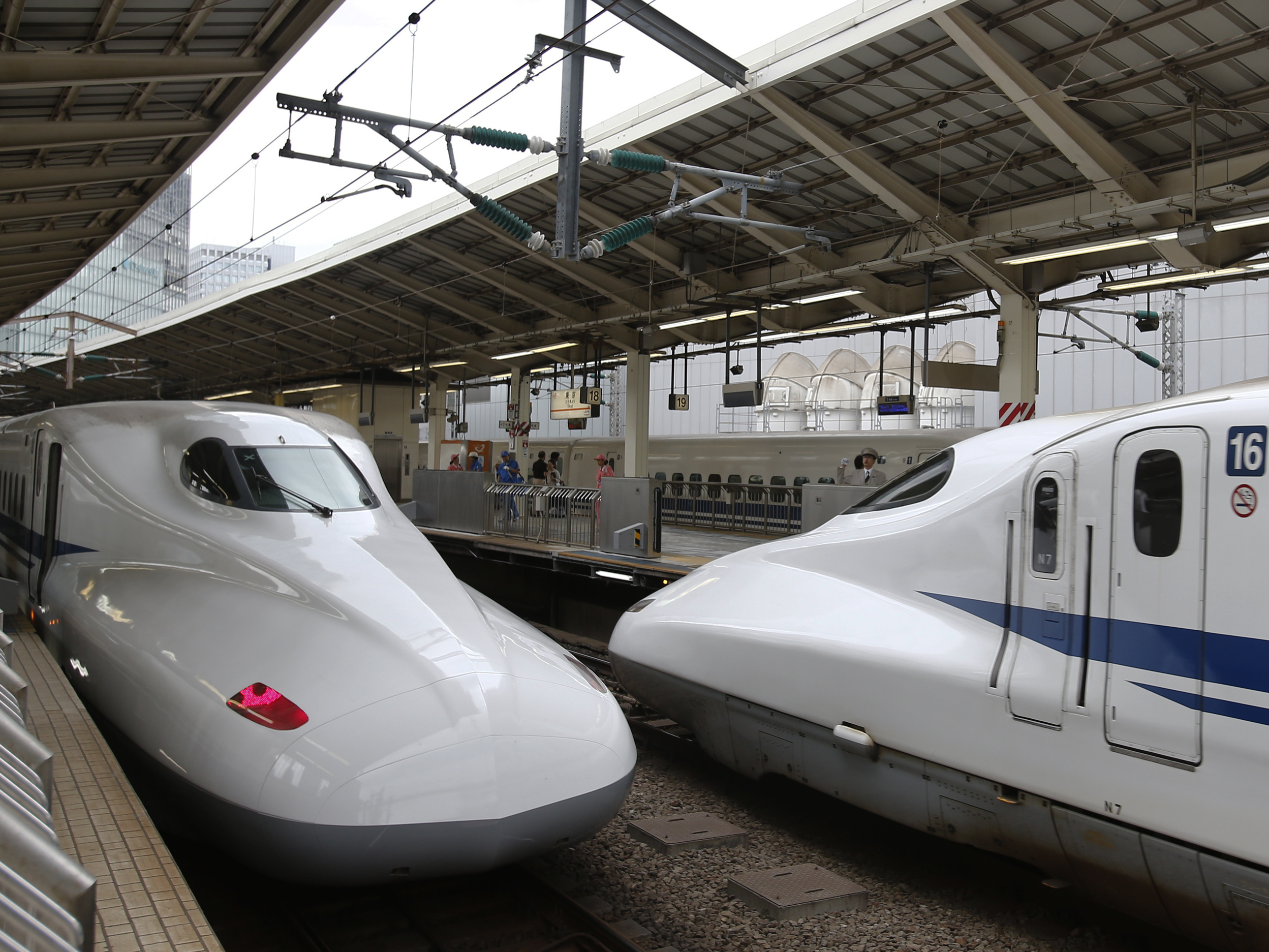 Japanese Railway Company Apologizes After Train Leaves Station 25 Seconds Early