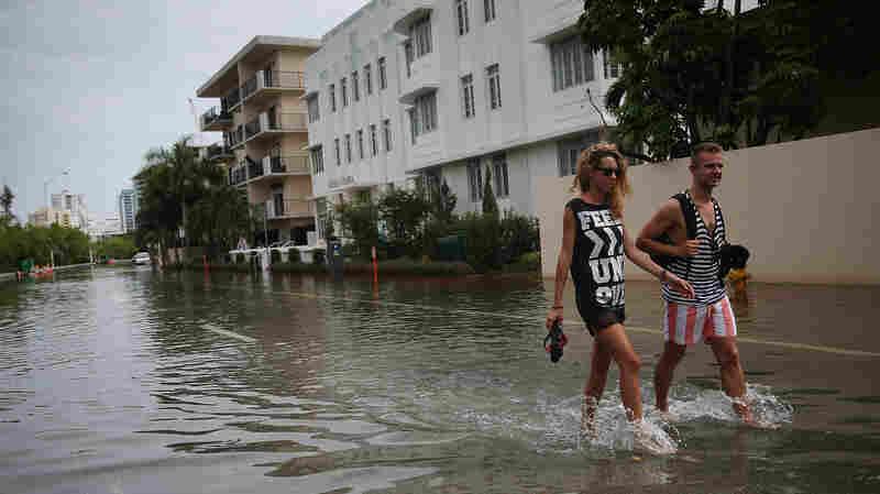 Foreign Investors Shrug Off Miami's Rising Sea Levels