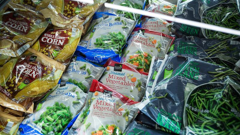 Frozen Food Fan As Sales Rise Studies Show Frozen Produce Is As