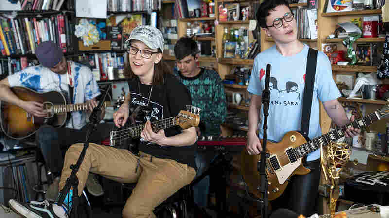 Partner: Tiny Desk Concert