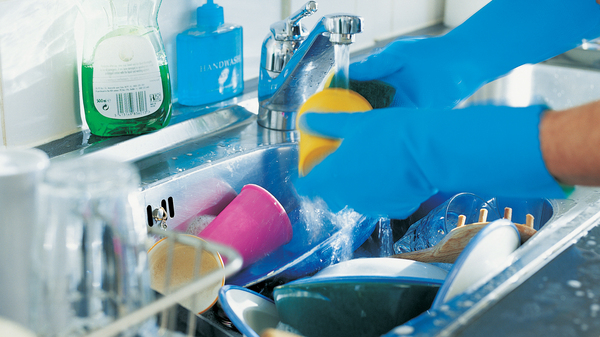 Why The $#%& Can't He Wash The Dishes?! The Chores That Can Sink A Relationship