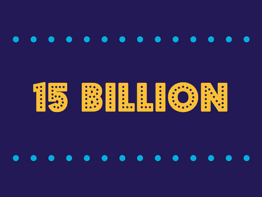 15 Billion